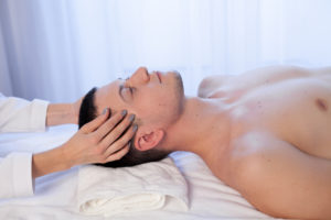 Healing Boost Massage - Spiritual Massage at NAMTI Spa Sedona.