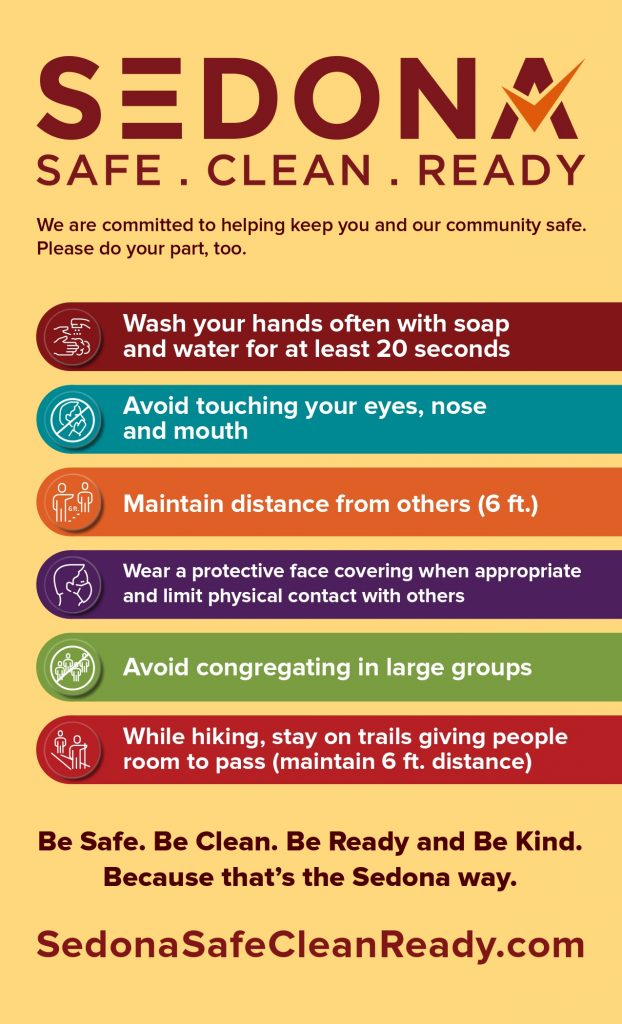 Keep Sedona Safe!